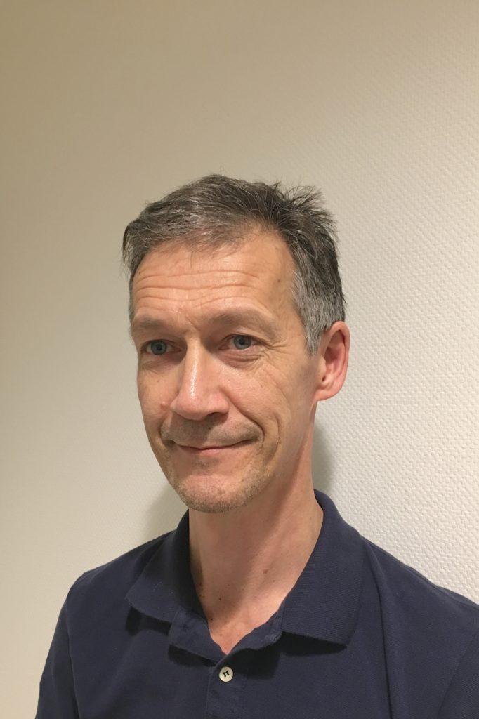 Kardiolog Johan E Sandvik